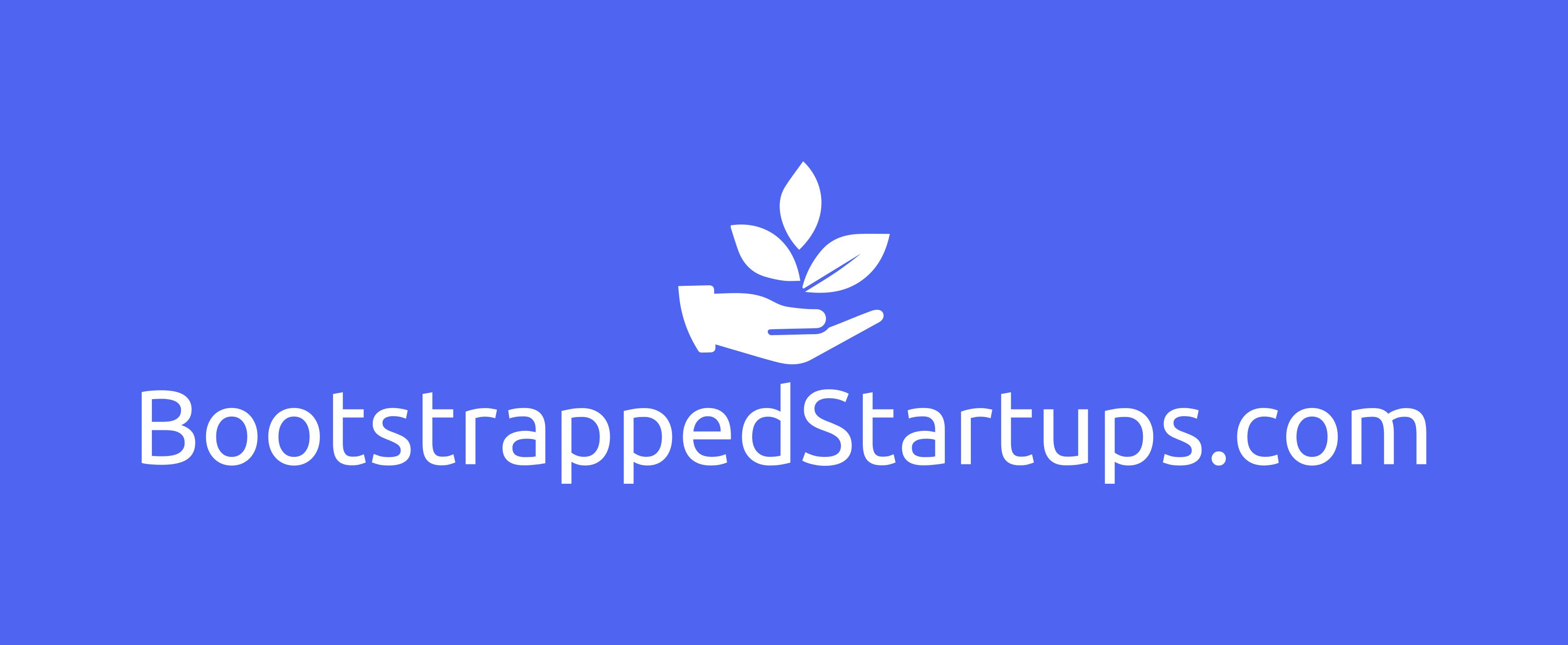BootstrappedStartups.com